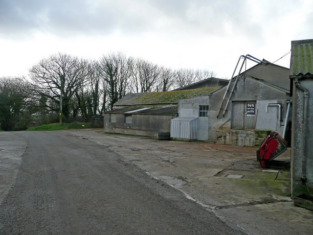East Youlstone Farm