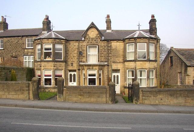 Brumfitt Villas, Main Street, Burley in Wharfedale