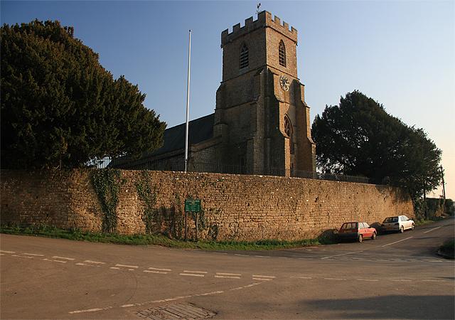 Parish Church of St Mary - Powerstock