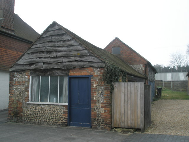 Interesting outbuilding