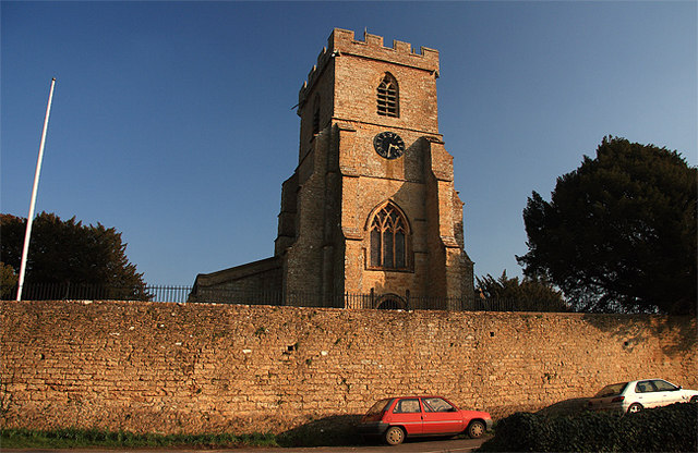 Parish Church of St Mary - Powerstock (2)