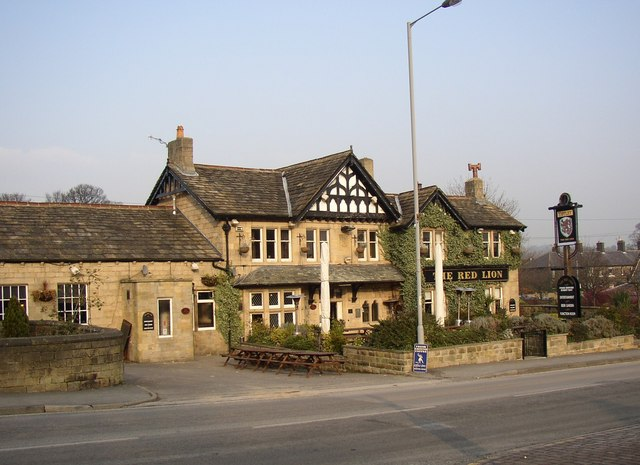 The Red Lion, Main Street, Burley in Wharfedale