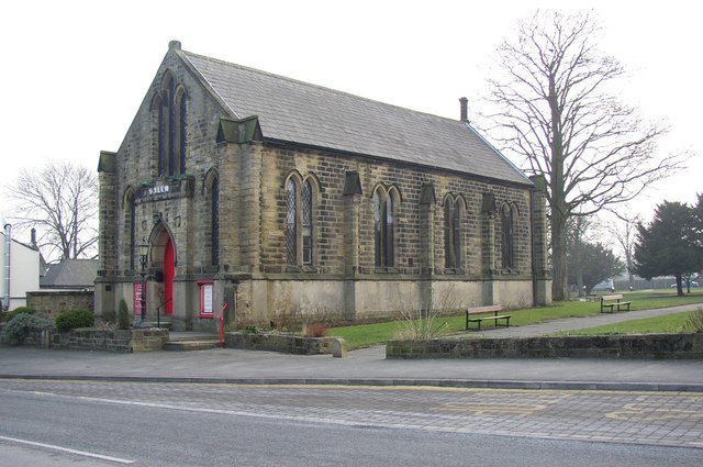 Salem Chapel, Main Street, Burley in Wharfedale