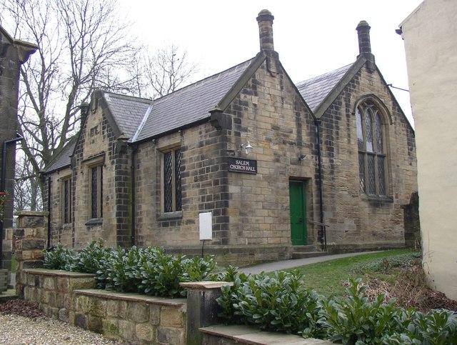Salem Church Hall, Main Street, Burley in Wharfedale