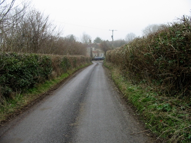 Entering Nailwell from the SW
