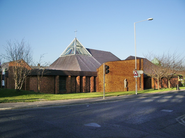 St Joseph's RC Church, Blackburn