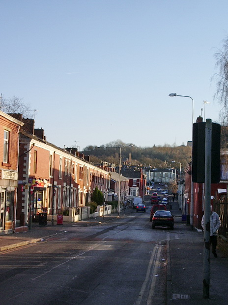 Queens Park Road, Blackburn