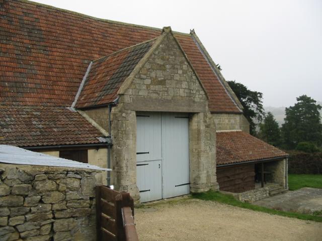 Tithe Barn at Englishcombe