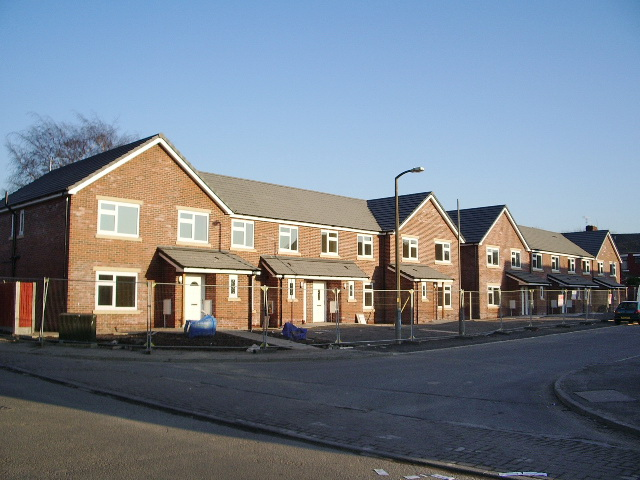 New housing on St Clements Street