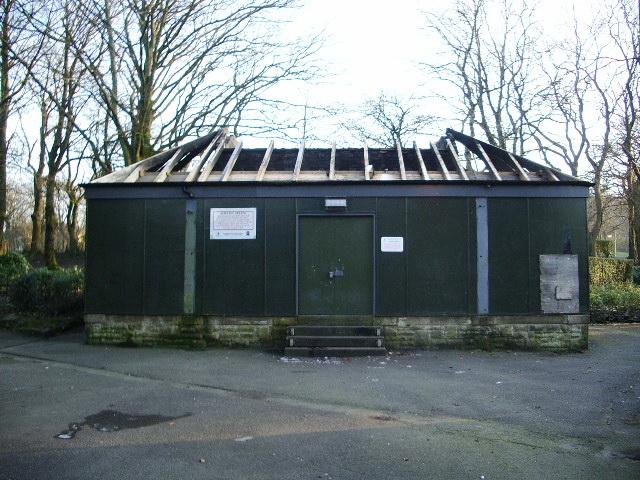 Bowling Green Pavilion, Queen Park