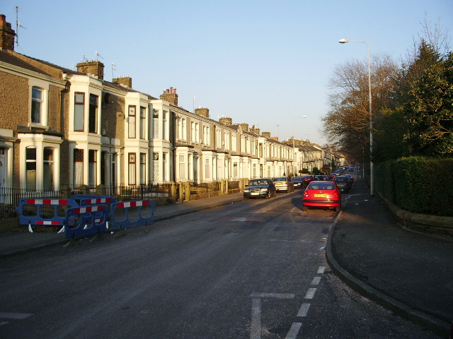 Queens Road, Blackburn