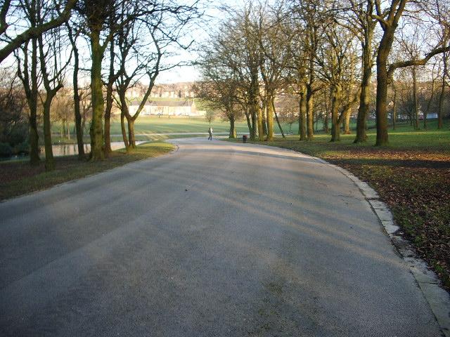 Queens Park, Blackburn