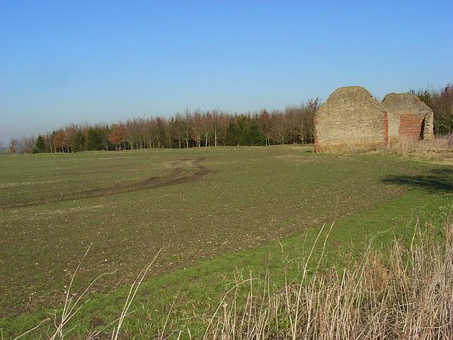Hill Barn, Denchworth