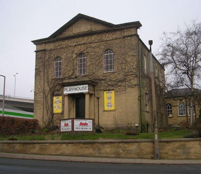 Halifax Playhouse - King Cross Street