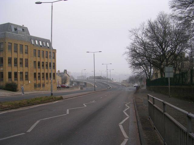 Burdock Way - viewed from King Cross Street