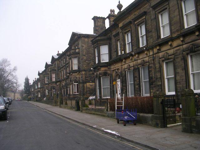Park Road - King Cross Street
