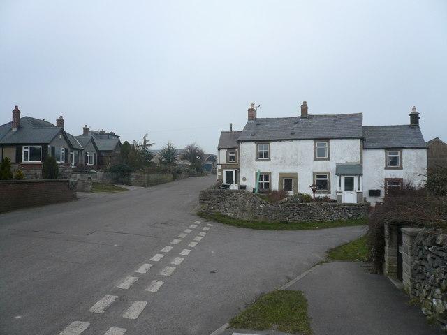 Coalpit Lane - Junction with Conksbury Lane