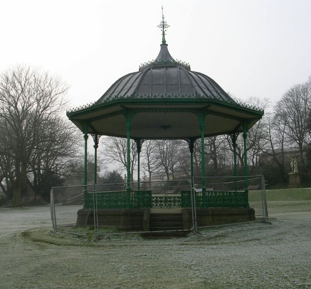 Bandstand - People's Park
