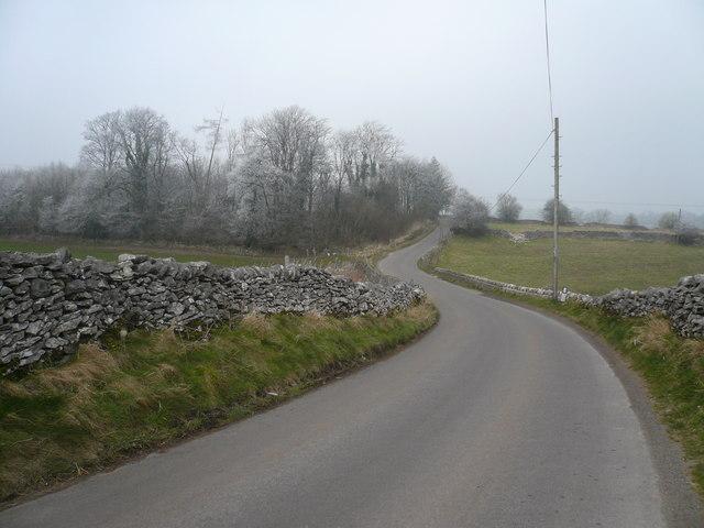 Conksbury Lane - Dry Stone Walls