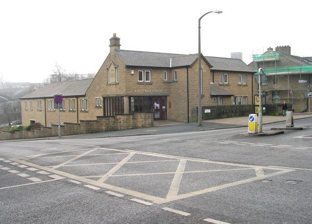 King Cross Surgery - King Cross Street