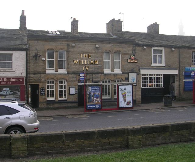 The William IV - King Cross Street, Halifax