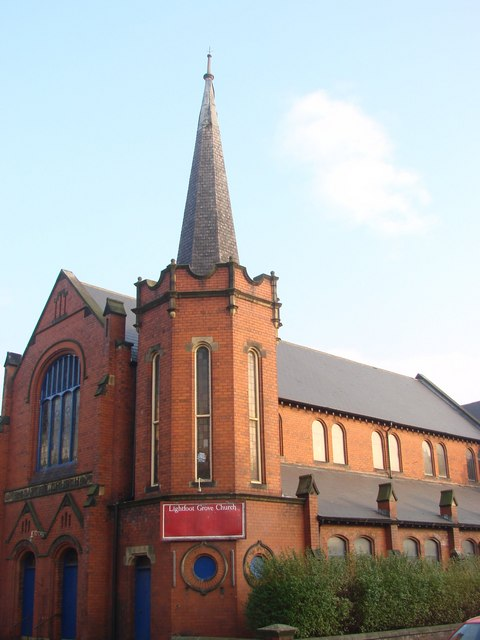 Lightfoot Grove Church, Stockton on Tees