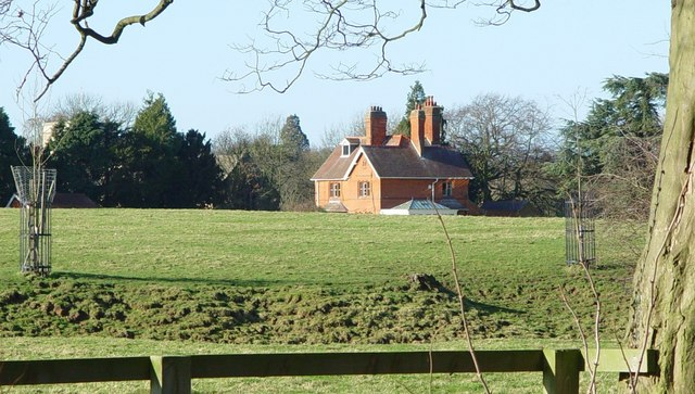 Red Bricks across the Fields