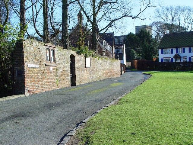 School Green, Bishop Burton