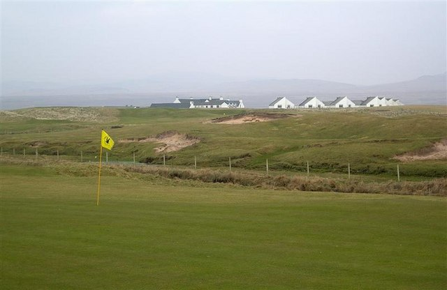 Machrie Links Golf Course