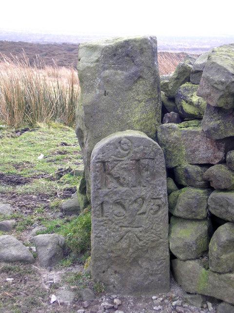 Boundary stone