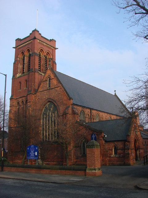 Parish Church of St Peter, Yarm Road, Stockton on Tees