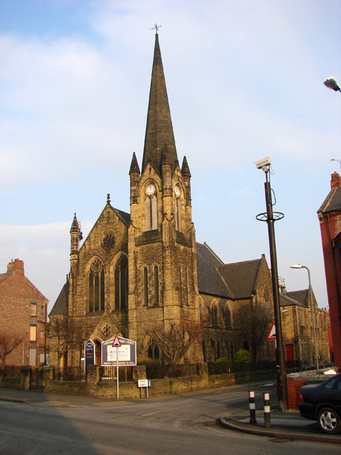 Yarm Road Methodist Church, Stockton on Tees