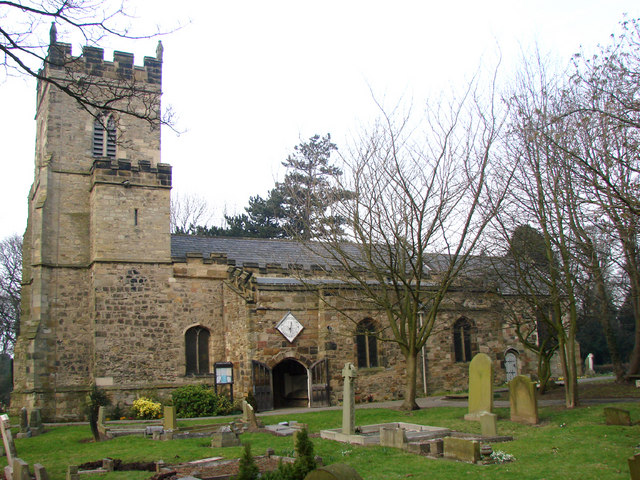 St John The Baptist Church, Egglescliffe