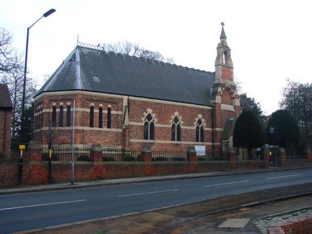 St Mary & St Romuald Roman Catholic Church