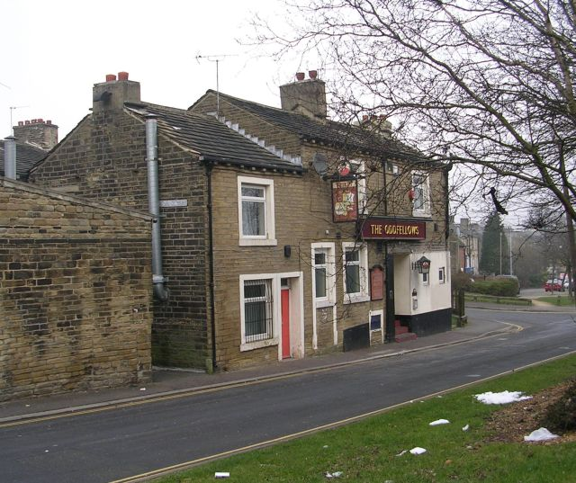 The Oddfellows - Haugh Shaw Road, Halifax