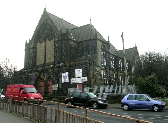Former Church - Skircoat Moor Road, Halifax