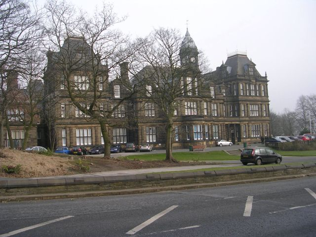 Crossley Heath School - Skircoat Moor Road, Halifax