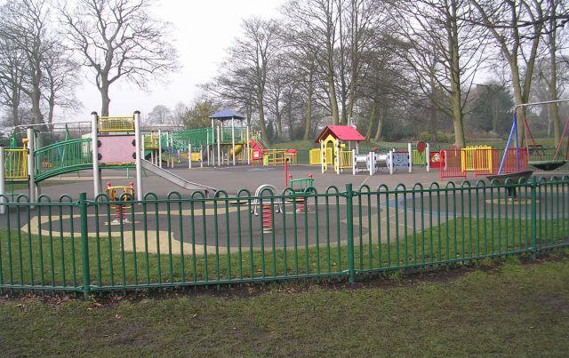 Playground - Manor Heath Park, Halifax