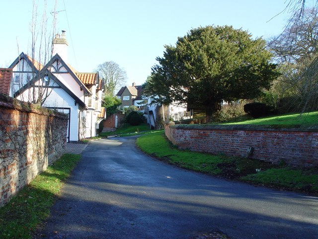 Church Side, Bishop Burton