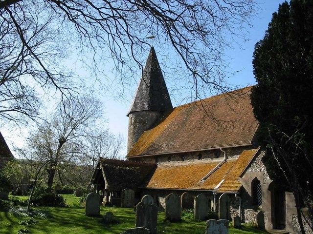 St. John's Church, Piddinghoe