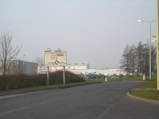 Halesfield Industrial Estate