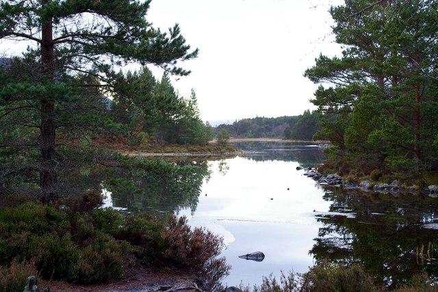 Loch Gamna