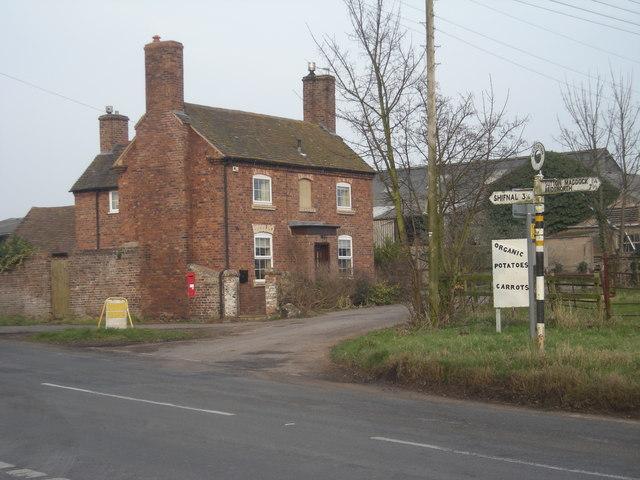 Brockton Grange Farm