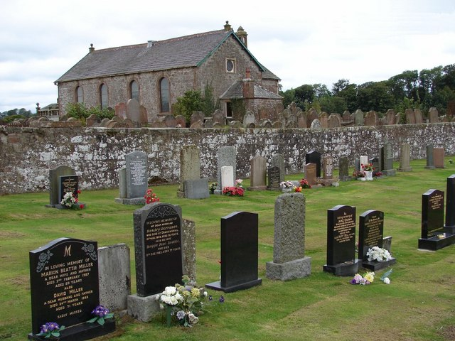 Kirkpatrick Fleming Church