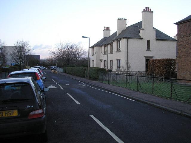 Royston Mains Street