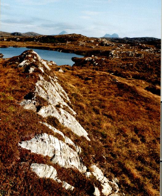 Unnamed Lochan near Clashnessie