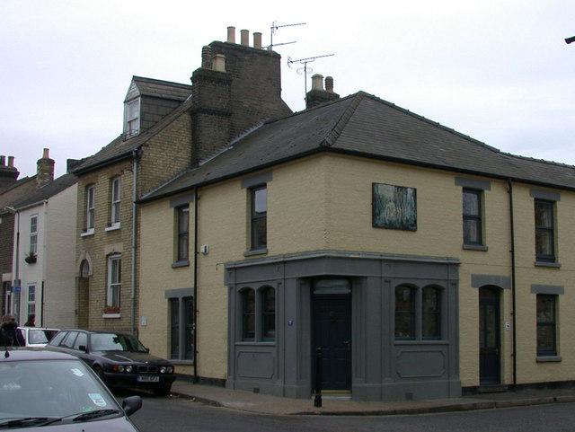 The former Swan pub, Norfolk Street