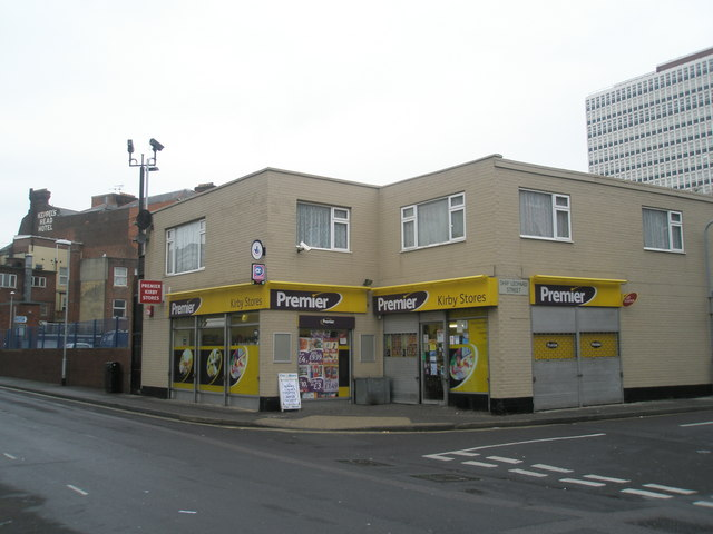 Kirby Stores