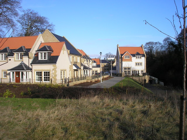 Housing at Woodhall Mill
