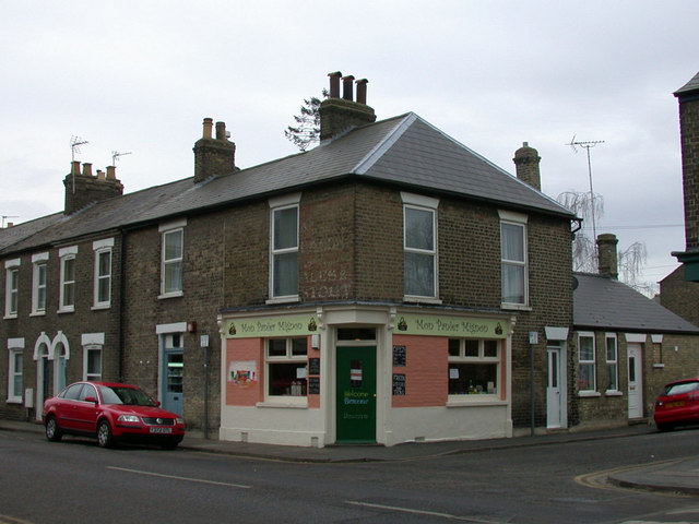 The former Tailor's Arms pub, Norfolk Street